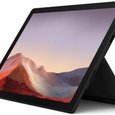 "Tableta Microsoft Surface Pro 7 Procesor Intel® Core™ i5-1035G4 PixelSense 12.3"" 8GB RAM 128GB SSD 8MP Wi-Fi Bluetooth Windows 10 Home Negru"