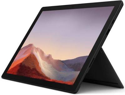 "Tableta Microsoft Surface Pro 7 Procesor Intel® Core™ i5-1035G4 PixelSense 12.3"" 8GB RAM 128GB SSD 8MP Wi-Fi Bluetooth Windows 10 Home Negru foto"