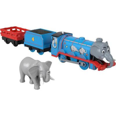 Tren Fisher Price By Mattel Thomas And Friends Elephant Gordon foto
