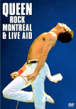 Queen Rock In Montreal + Live Aid 1985 (2dvd)