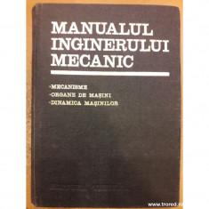 Manualu inginerului mecanic