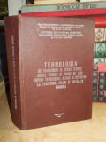 TEHNOLOGIA DE INTRETINERI SI REVIZII TEHNICE / REPARATII PENTRU TRACTOARE , 1984