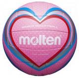 Minge volei plaja Molten B1500, roz