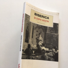 SOPHIE KOULOMZIN, BISERICA SI COPIII NOSTRI
