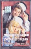 Caseta audio: Mirabela Dauer și Cătălin Crișan – Plânge un artist ( SIGILATA ), Casete audio