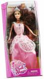 Papusa Barbie Printesa roz