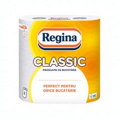 Prosop hartie Regina classic 2 straturi, 2 role/set