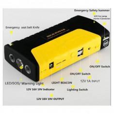 Starter auto portabil acumulator auto multifunctional High Power