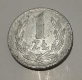 Moneda Polonia - 1 zlot 1949, Europa