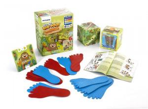 Joc Educativ Urmareste-L Pe Bigfoot!