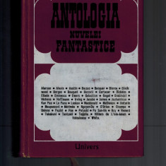 Antologia nuvelei fantastice, cu un studiu de Roger Caillois, 884 pag