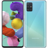 Telefon mobil Samsung Galaxy A51 128GB 4GB RAM Dual SIM 4G Crush Blue