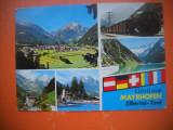 HOPCT 64367  MAYRHOFEN TIROL  -AUSTRIA-STAMPILOGRAFIE-CIRCULATA