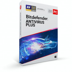 BitDefender Antivirus Plus 2020 3 Dispozitive 1 An Licenta noua Retail Box