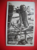 HOPCT 18665  ELISABETH ERCY -ACTORI SI ARTISTI CELEBRI-FOTO D=88/ 60 MM