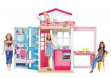 Set Mattel Storey House & Doll