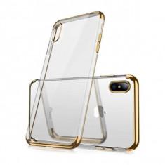 Husa silicon telefon iPhone x, carcasa protectie spate