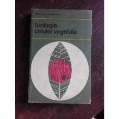 BIOLOGIA CELULEI VEGETALE - GHEORGHE ACATRINEI