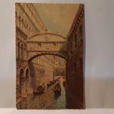 Autograf VICTOR EFTIMIU: Carte postala catre sotia lui Marcu Beza, 1923