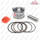 Piston + Segmenti Generator - Motocultor Motosapa Honda Gx 390 - 88mm bolt 20mm