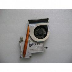 Radiator si ventilator Laptop HP Pavilion DV2000