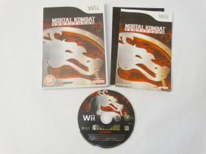 Joc Nintendo Wii - Mortal Kombat Armageddon