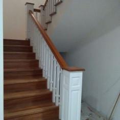 Mobila si scari la comanda din lemn masiv