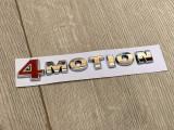 Emblema 4motion Volkswagen Tiguan Golf Passat