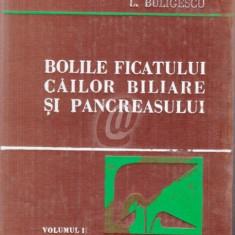 Bolile ficatului , cailor biliare si pancreasului, vol. 2