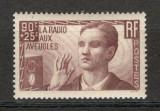 Franta.1938 Radioul ptr. nevazatori  MF.93