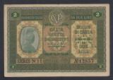 A5322 Italy Italia  2 lire 1918