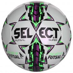 FB Futsal Super Minge fotbal de sala portocaliu-albastru n. 4