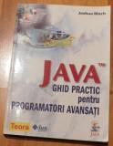 JAVA - ghid practic pentru programatori avansati de Joshua Bloch