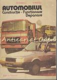 Cumpara ieftin Automobilul. Constructie, Functionare, Depanare - D. Cristescu, V. Raducu