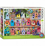 Cumpara ieftin Puzzle Eurographics - Home Tweet Home, 1000 piese