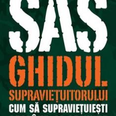 SAS Ghidul supraviețuitorului