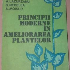 A. S. POTLOG--PRINCIPII MODERNE IN AMELIORAREA PLANTELOR