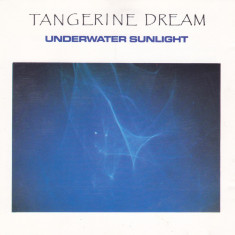 CD Electronic: Tangerine Dream - Underwater Sunlight ( 1986 )