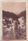 bnk cp Lacul Rosu - Vedere - circulata - marca fixa