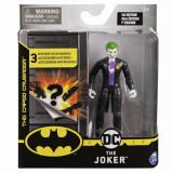 Figurina Joker cu 3 accesorii surpriza, 10 cm, Spin Master