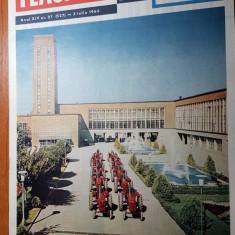 flacara 3 iulie 1965-art. si foto moldova noua,iasi,strunga,tulcea,sighisoara