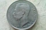 MONEDA 10 FRANCI 1972-LUXEMBURG, Europa, Nichel