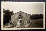 P.112 FOTOGRAFIE RAZBOI WWII MILITARI GERMANI WEHRMACHT 9/6,2cm