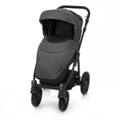 Carucior multifunctional 3 in 1 Baby Design Lupo Comfort 05 Turquoise 2018