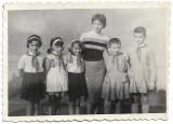 D36 Fotografie pionieri si elevi romani anii 1950