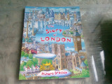 THE STORY OF LONDON - RICHARD BRASSEY (CARTE IN LIMBA ENGLEZA)