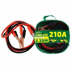 Cabluri pornire 210A 2.2 metri RO Group 999IT2304