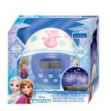 Ceas digital cu proiectie Disney Frozen