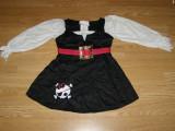 Costum carnaval serbare pirata pentru copii de 3-4 ani, Din imagine