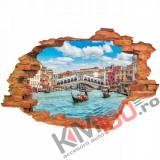 "Sticker ""Wall Crack"" Venetia 13 - 120 x 80 cm"